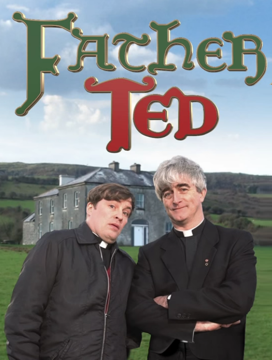 Father Ted TV Add