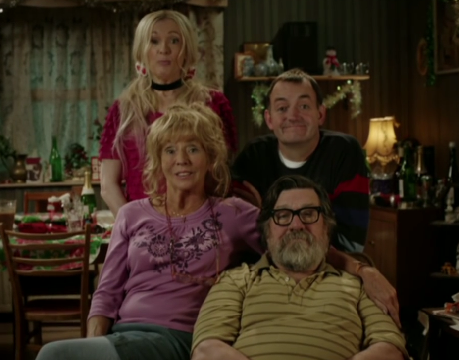 scene from The Royle Family
